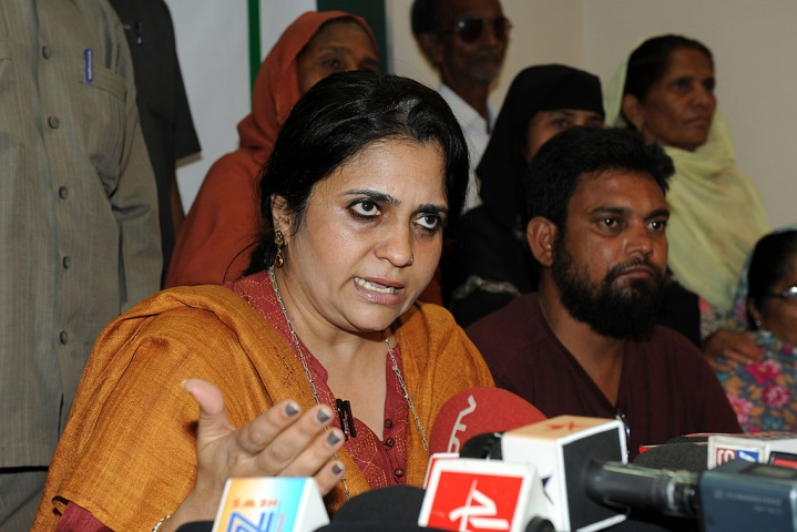 In  A Blow To Teesta Setalvad, Supreme Court Rejects Plea To De-Freeze Her Bank Accounts
