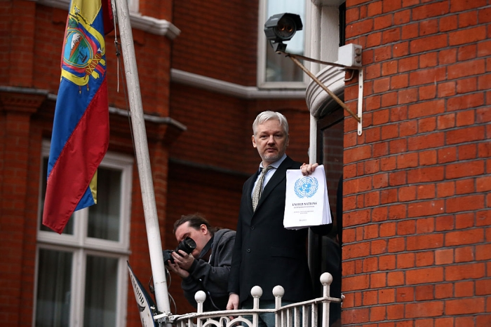 US Files New Charges Against WikiLeaks Founder Julian Assange, Accuses Him Of Aiding America's Adversaries