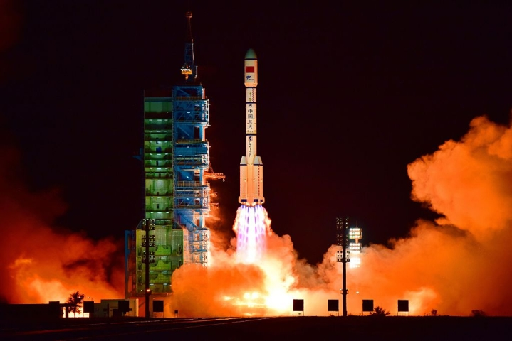 Space Race: Could China Be The Only Country With An Active Space Station By 2024?