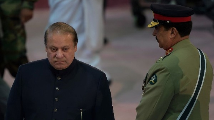 Nawaz Sharif Feeling The Heat With Imran Khan And Pakistan Army Gunning For Him