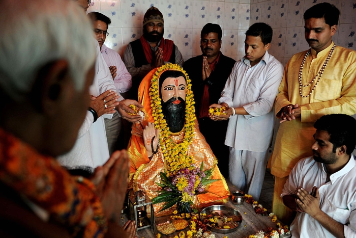 Centre Proposes To Give Back Same Land To Reconstruct Sant Ravidas Temple; AAP Welcomes The Move