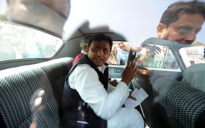 Akhilesh Yadav Promises To Repeal All Cases Against Controversial Leader Azam Khan, If He Comes To Power