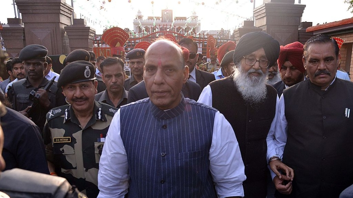 India To Seal Its Borders With Pakistan And Bangladesh: Rajnath Singh