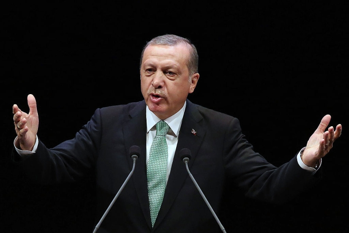 Erdogan Shows Himself Up As Little More Than A Blackmailing Thug; India Should Back The Kurds