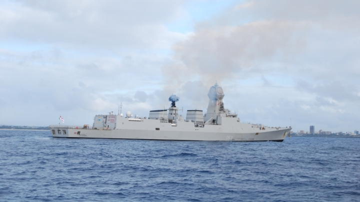 Maldives Crisis: Chinese Warships Which Entered Indian Ocean Return Home As India Maintains Heavy Deployment