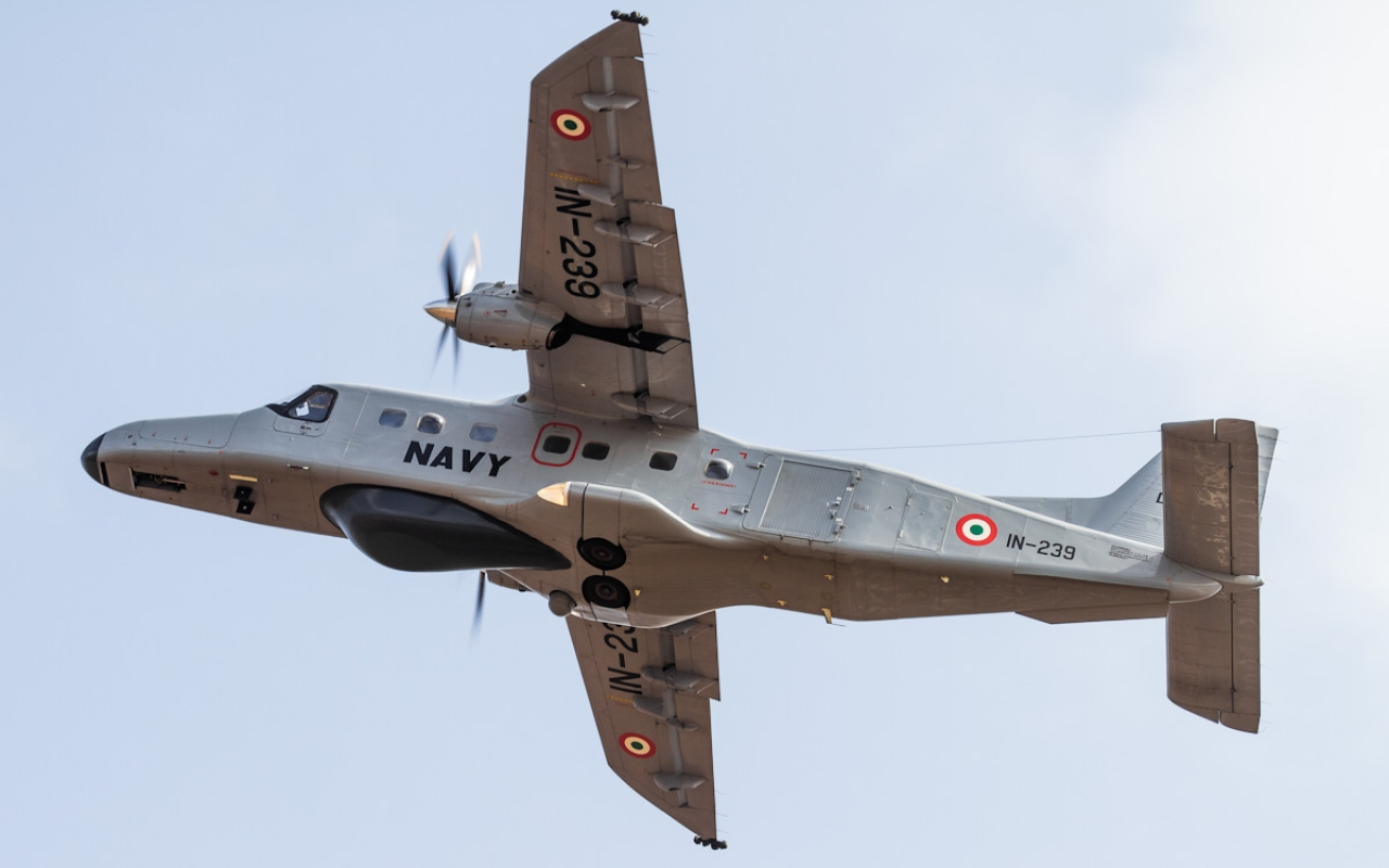 Government Approves Purchase Of 12 Locally Built Dornier Do 228 Aircraft For The Indian Navy