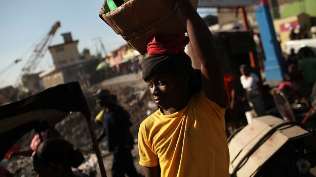 Why Foreign Aid Is Not Good Enough To Uplift Poorer Nations