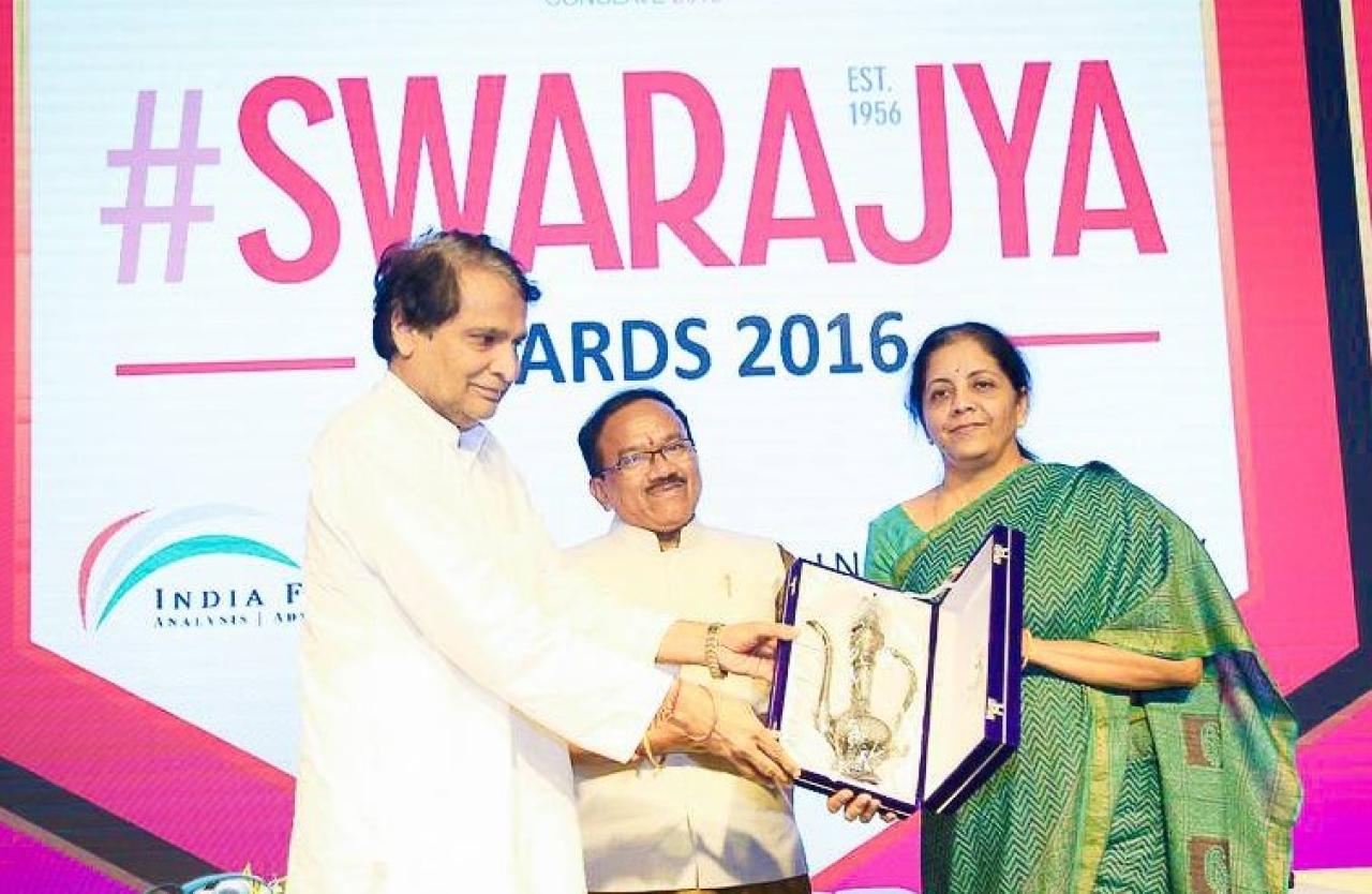 Prabhu, Parsekar and Sitharaman