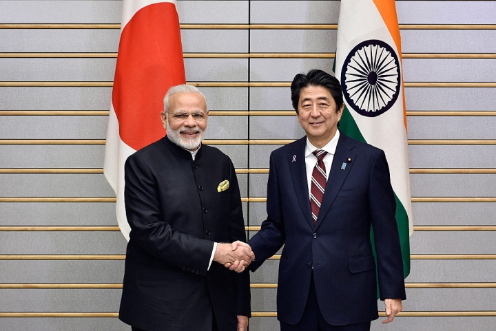 Northeast To Host 14th India-Japan Annual Summit In Mid-December With Modi, Abe Set To Meet For Fourth Time This Year
