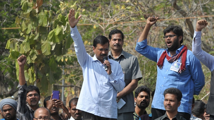 The Inherent Bankruptcy Of The Idea Of  Arvind Kejriwal: Megalomania And Little Else