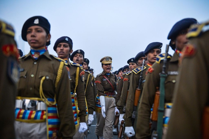 In A Boost To Nari Shakti, Count Of Female Police Personnel Rises By 21 Per Cent Across India: BPRD Report
