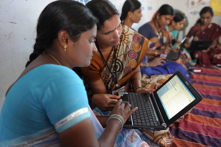 HP Plans To Reach  6,400 Villages With 48 Digital Inclusion Labs In Rural India