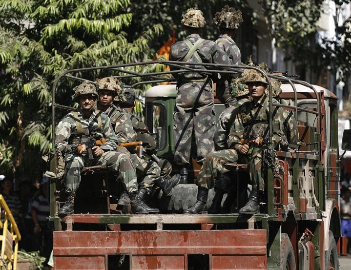 Indian Army Begins Withdrawing From Counter-Insurgency Ops In Parts Of Assam As Violence Falls To 3-Decade Low