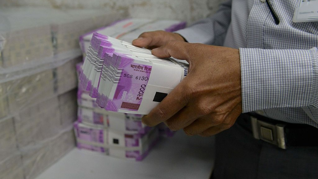 Income Tax Officials Seize Rs 1.5 Crore Illicit Cash From North-East Ahead Of Lok Sabha Polls