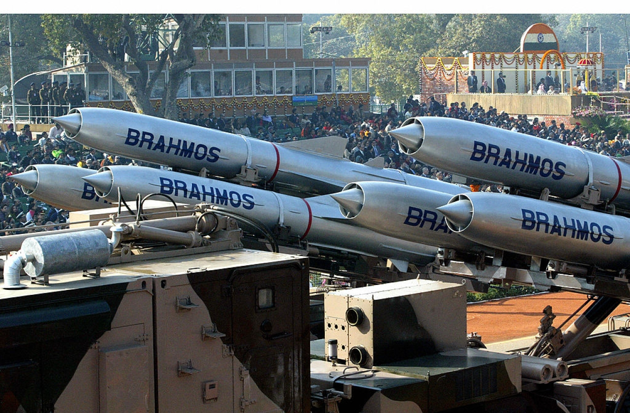 Preparing For The Long Shot: Range Of BrahMos Cruise Missile To Be Doubled
