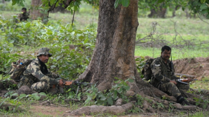 CRPF Kills 20 Naxalites In Massive Counter-Operation In Chhattisgarh's Bijapur