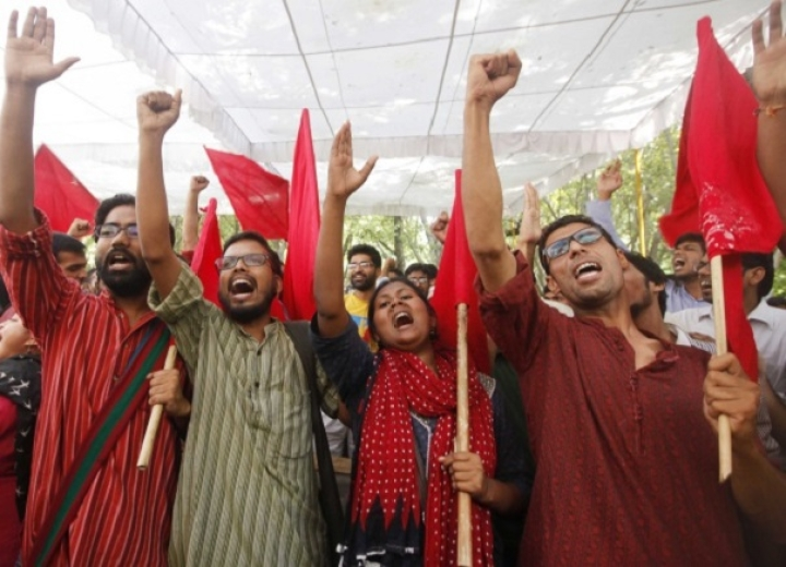 Government Needs To Be Supported On JNU