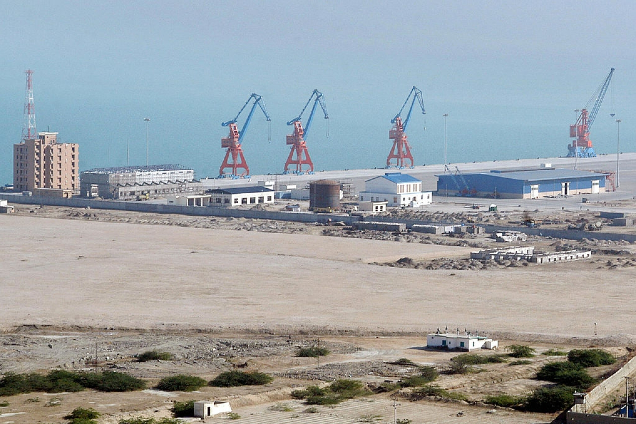 In A Worrying Move For India, First Chinese Ship, Trade Convoy Dock At Gwadar Port