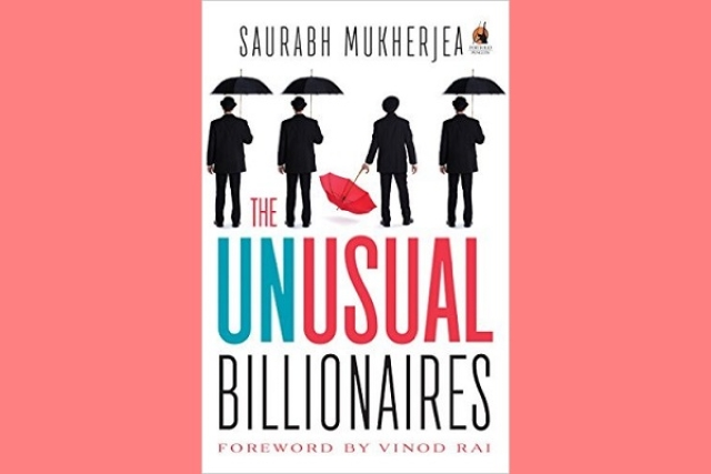 The Sloggers Win The Race: A Review Of Saurabh Mukherjea's Book, 'The Unusual Billionaires'