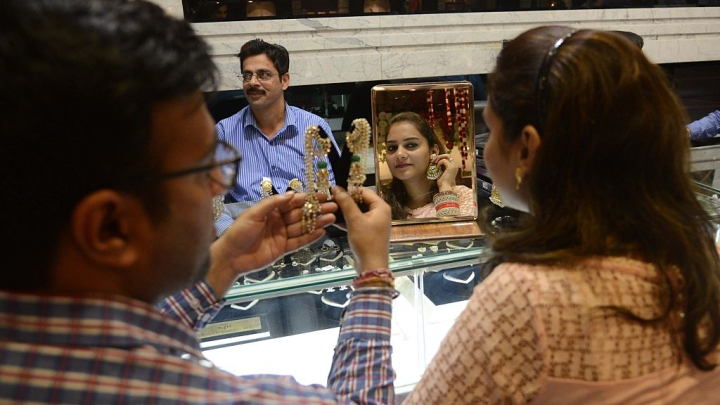 Soaring Prices Not A Problem: Gold Sales On Dhanteras  Record A Figure Of 30 Tonnes