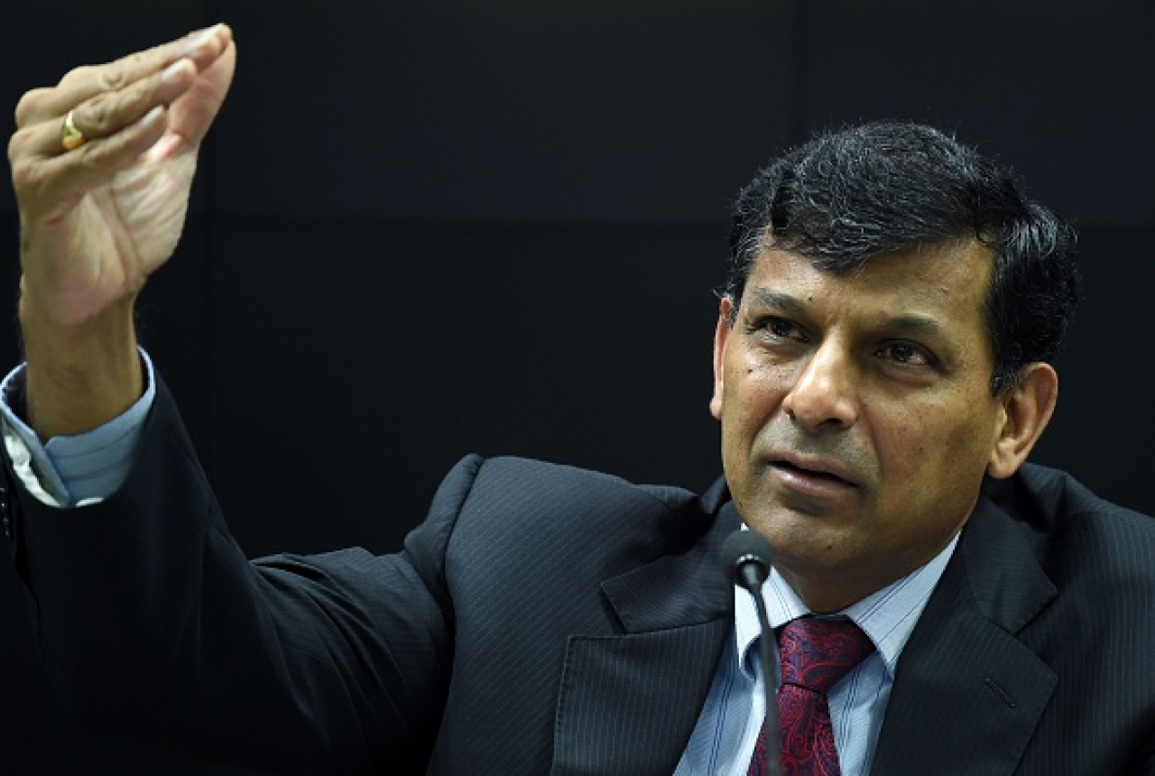 """A Central Banker's Job Has Become Much More Political""- Rajan On Why He Did Not Apply For Top Job At Bank of England"