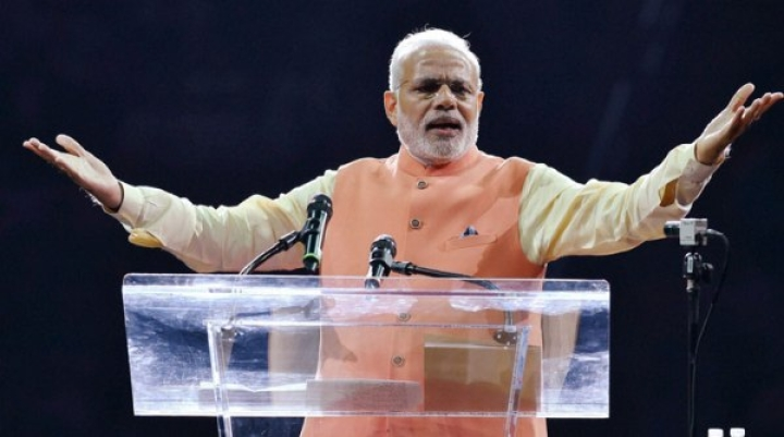 Why Modi's India Needs A Global Voice