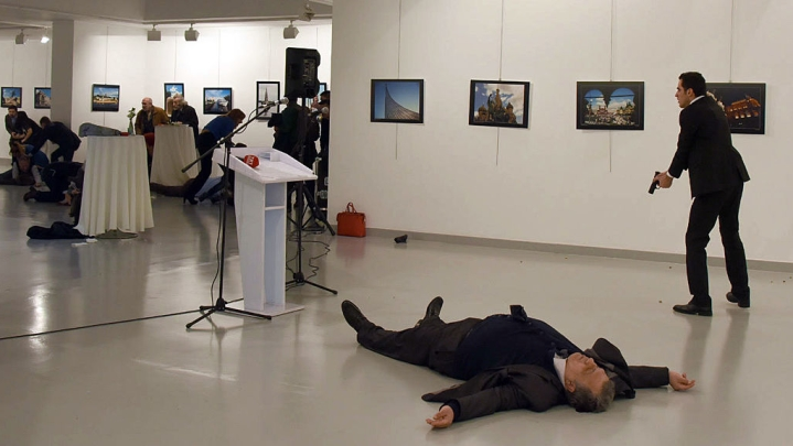 Morning Brief: Russian Envoy To Turkey Shot Dead; Bid To Extradite Masood Azhar; Mistry Quits All Tata Firms