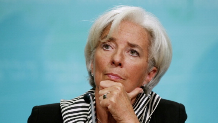 IMF Chief Christine Lagarde Has Been Found Guilty Of Negligence By A French Court