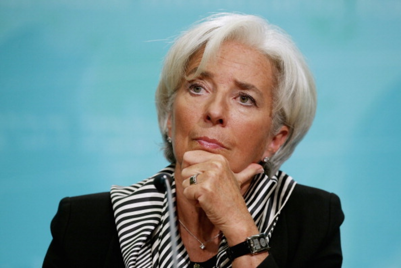 International Monetary Fund Managing Director Christine Lagarde. (Chip Somodevilla/Getty Images)