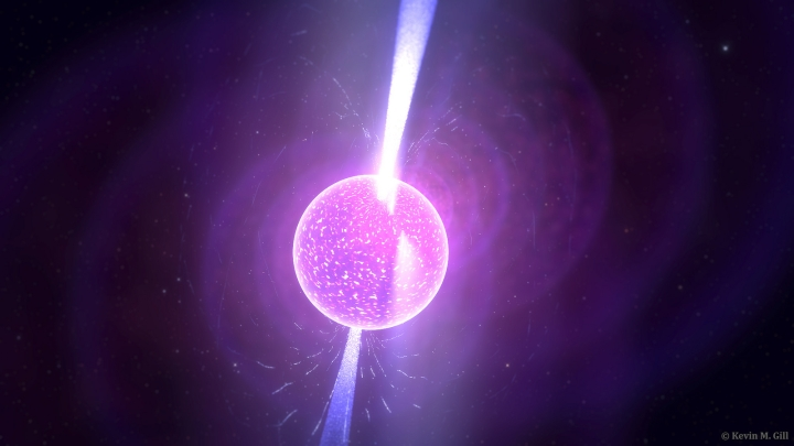Indian Researchers Show That Neutron Stars, Like Black Holes, Radiate Gravitational Waves