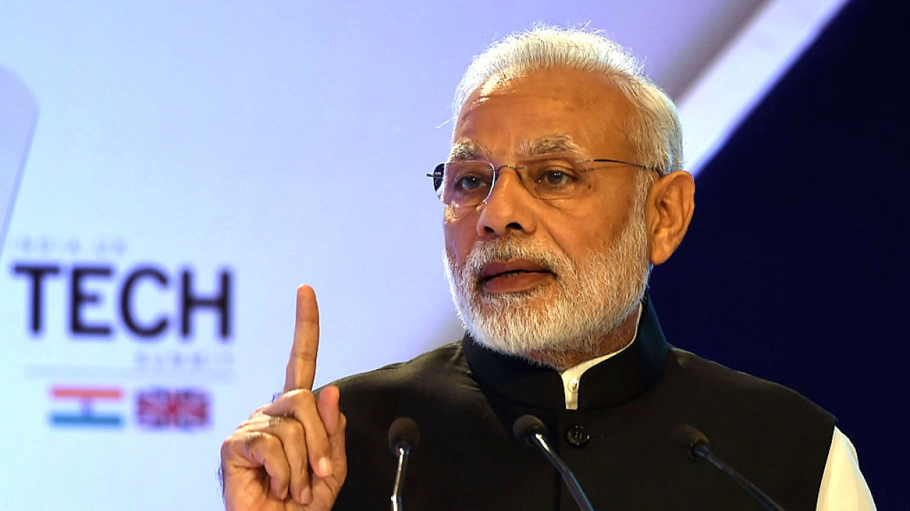 Government Committed To Ensuring Macroeconomic Stability, Says Modi