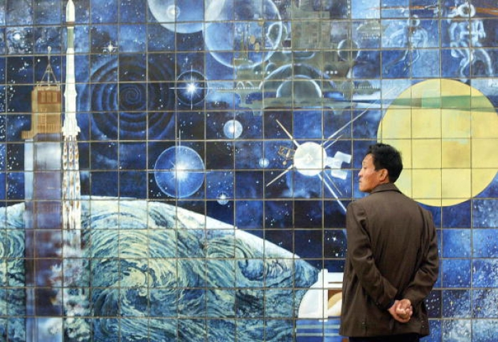 China's Silk Road Ambitions In Outer Space