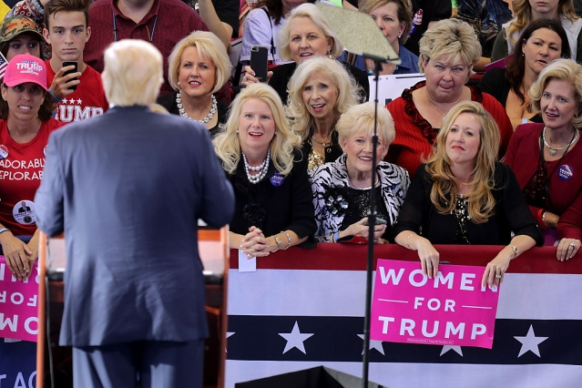 How Women In Media Missed The Women's Vote In The 2016 US Election