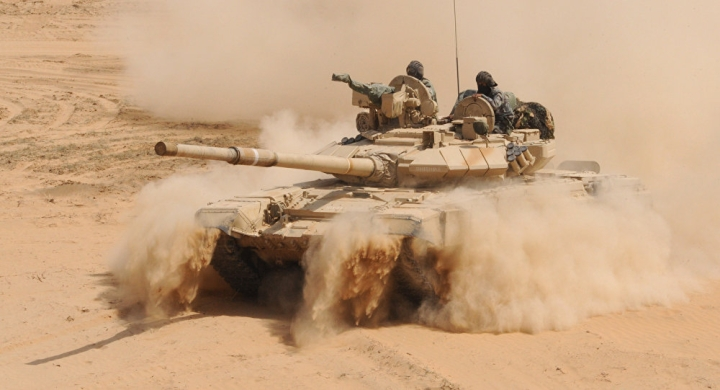 Defence Ministry To Approve Purchase Of 464 T-90 Tanks For Indian Army If They Are 80 Per Cent Made-In-India