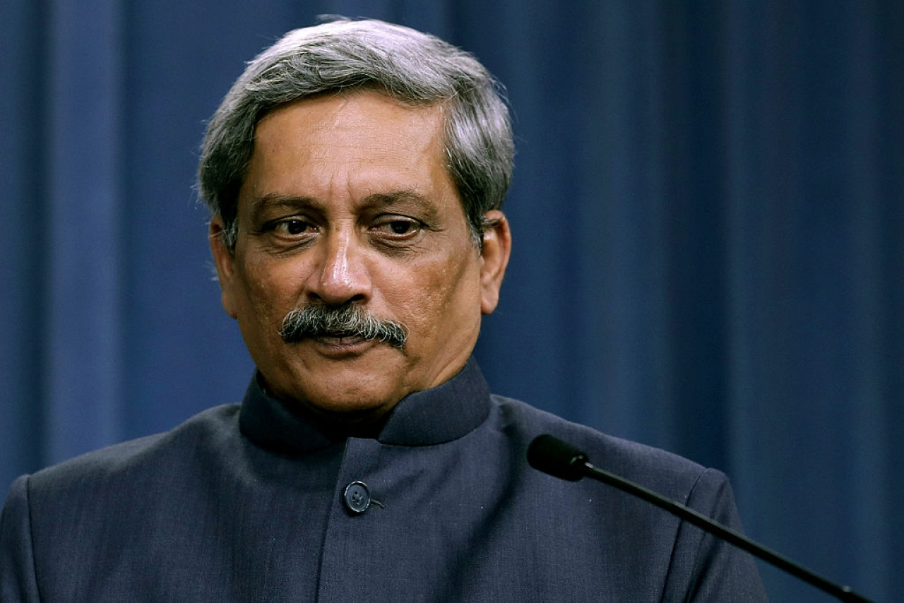 Manohar Parrikar (Chip Somodevilla/Getty Images)