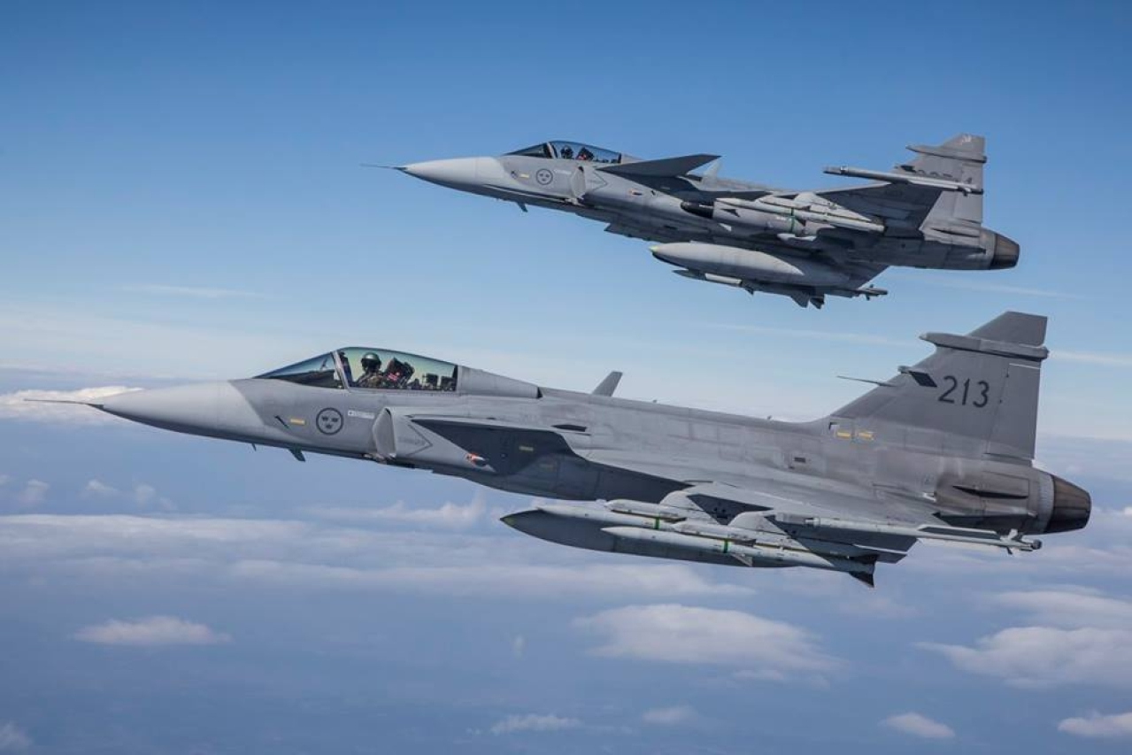 F16 Vs Gripen: Choice For Next Made In India Single Engine
