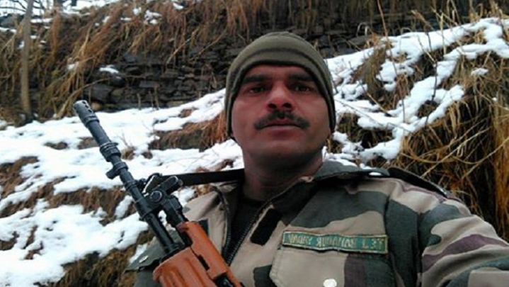 Former BSF Jawan  Who Threatened To Kill PM Modi Quits JJP For Joining Hands With BJP