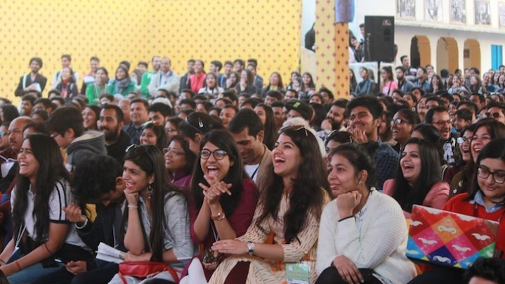 Jaipur Literature Festival: Here's A Showcase Of New Ideas And A Short Peeve List