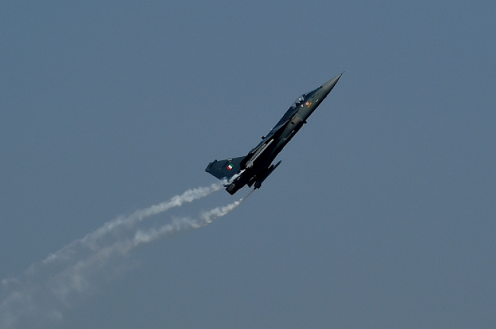 Tejas Fighter Makes Its Grand Debut At Republic Day Parade