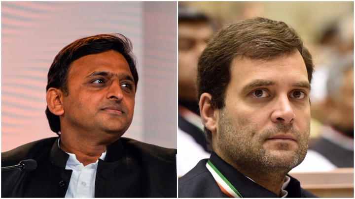UP Election 2017: Congress Forms An Alliance With Samajwadi Party