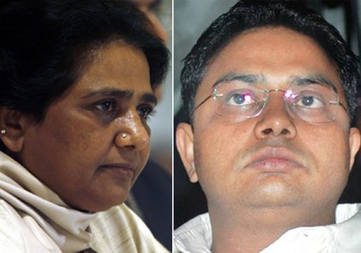 Noida: Income Tax Department Attaches 7 Acre Benami Plot Belonging To Mayawati's Brother Anand Kumar Worth Rs 400 Crore