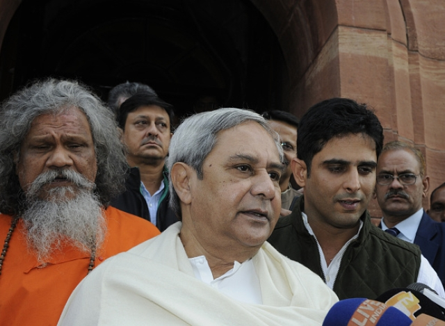Beginning Of The End Of Naveen's 'Congress' Rule?