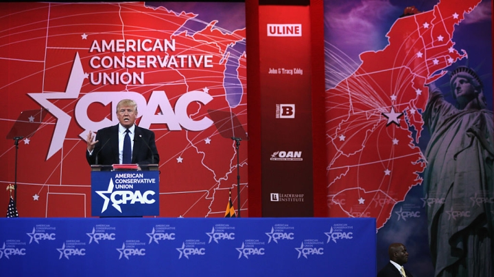 How Do Movement Conservatives Fit In To The US' New Political Reality?