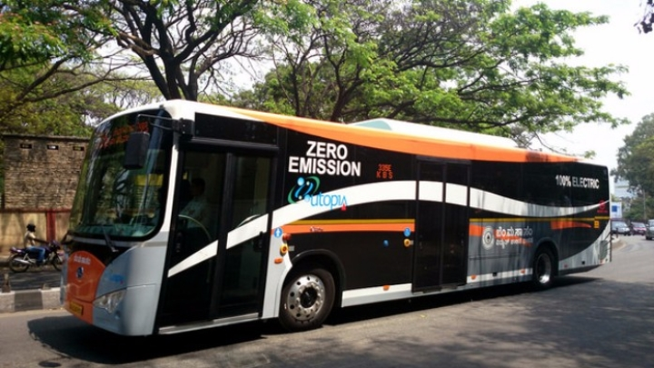 400 Electric Buses Approved For Karnataka Under FAME II India Scheme