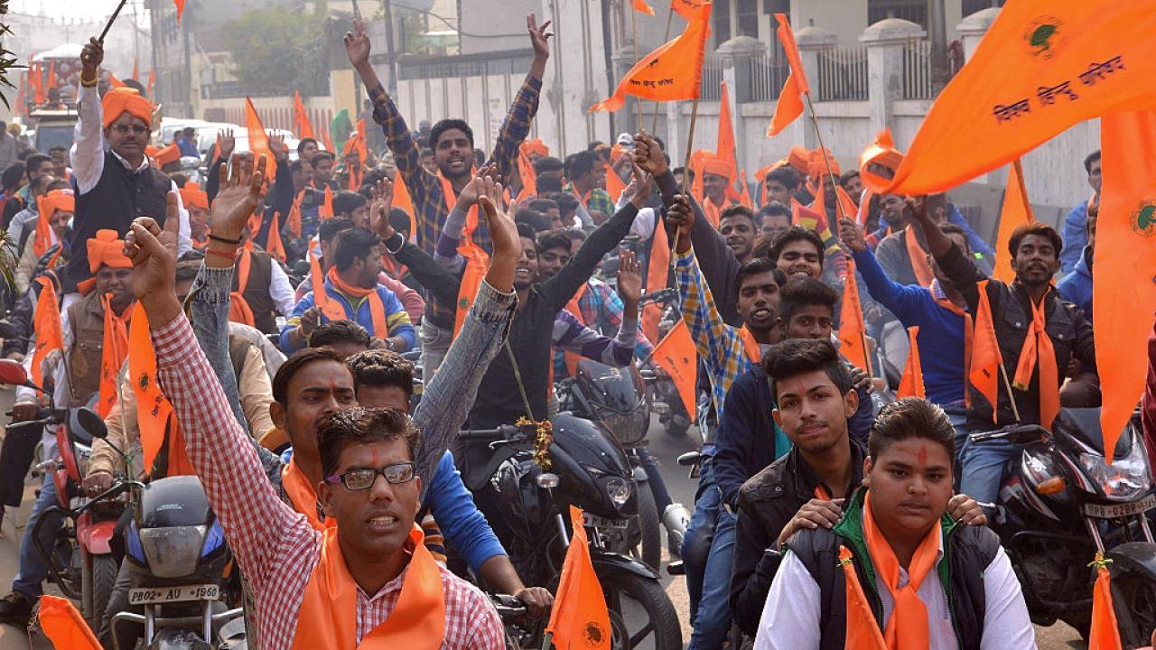 """Bajrang Dal Announces Nationwide Protest Against """"Rising Jihadi ..."""