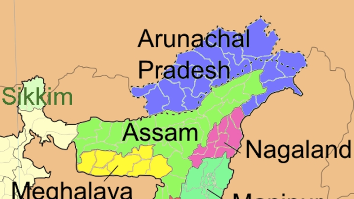 Dark 'State' Called Nagalim: Arunachal's  Evangelists  Pose Grave Threat To National Security