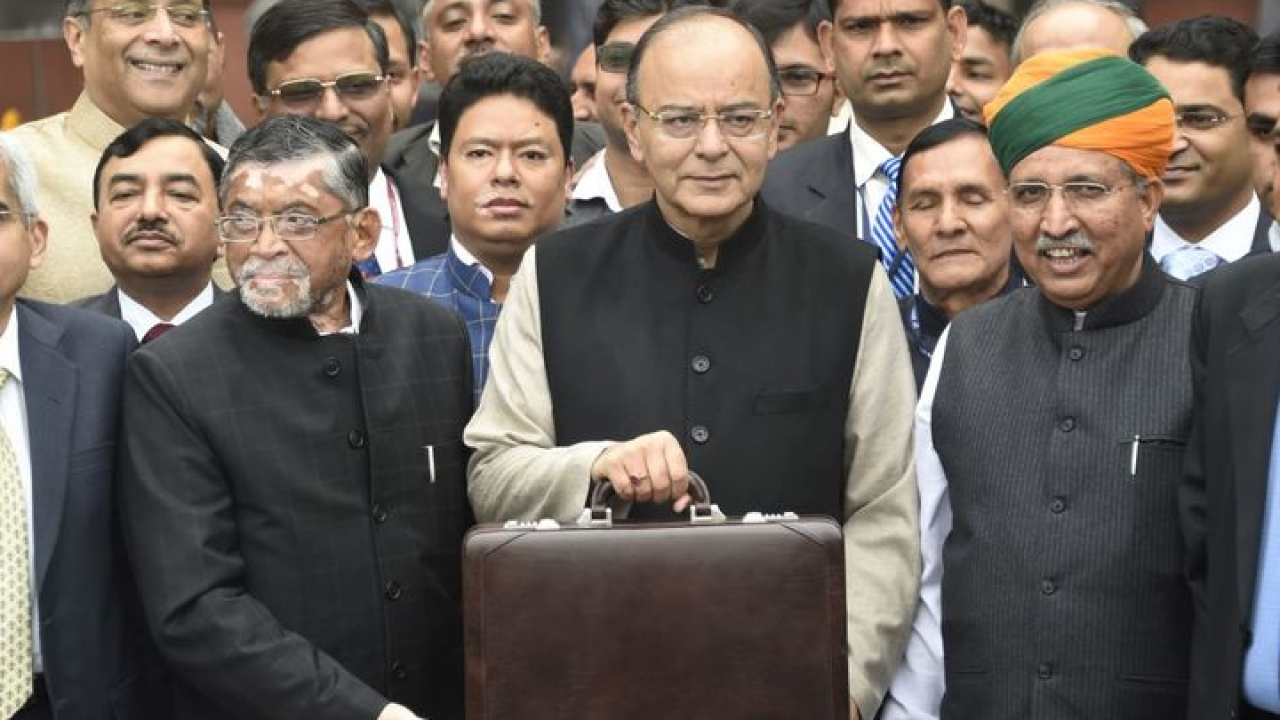 More 'Sixes' Incoming? Interim Budget By FM Jaitley On 1 February In Last Sitting Of The Sixteenth Lok Sabha