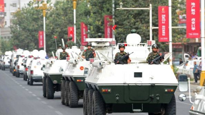 Blitzkrieg Tactics On China's Mind? Deploys 1000 Hp Light Weight Type 15 Battle Tanks