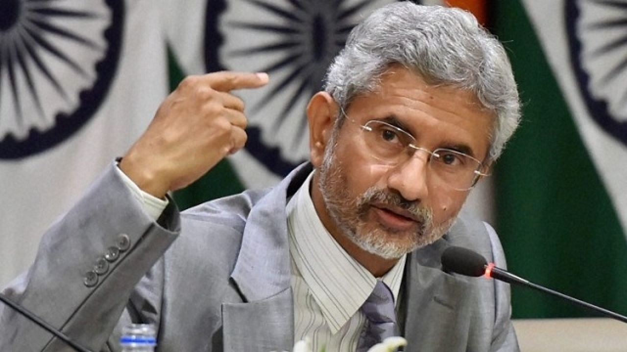 'Pakistan Angry As Its 70-Year Investment In Terrorism Is Wasted': EAM Jaishankar Says Can't Talk With 'Terroristan'