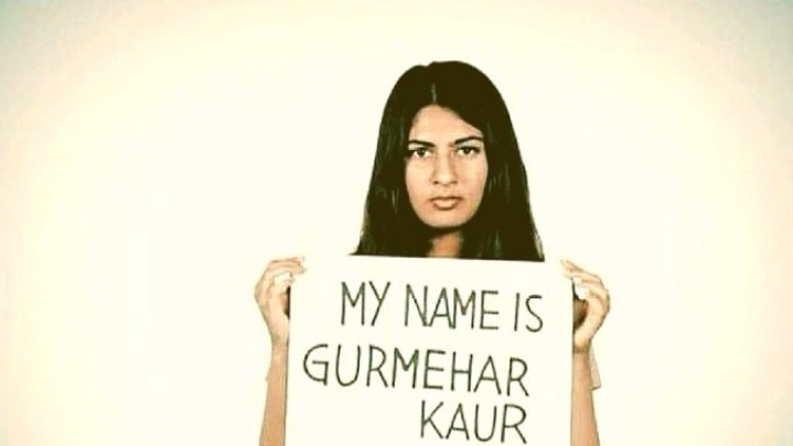 Gurmehar Kaur And The Battles The Right Must Learn To Avoid